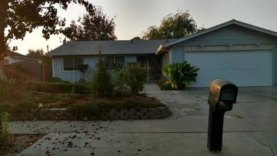 San Mateo County, Santa Clara County Rental For Rent: 7551 Santa Barbara Drive
