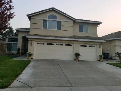 Stockton Single Family Home For Sale: 1802 Henry Long Boulevard