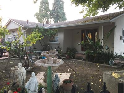 San Jose Single Family Home For Sale: 1699 Nickel Avenue