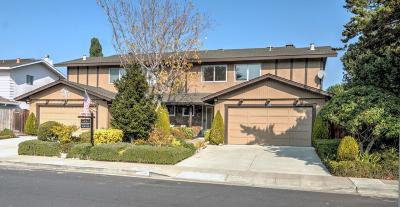 San Mateo County, Santa Clara County Single Family Home For Sale: 807-809 Comet Drive
