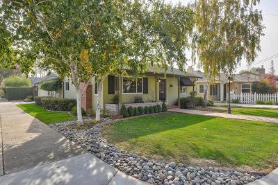 San Jose CA Single Family Home Sold: $1,250,000