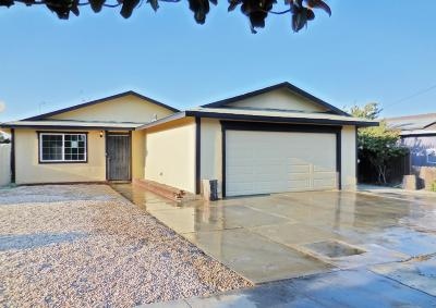 Single Family Home For Sale: 1256 Oak Avenue