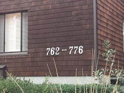 San Mateo County, Santa Clara County Rental For Rent: 768 Bryant Street