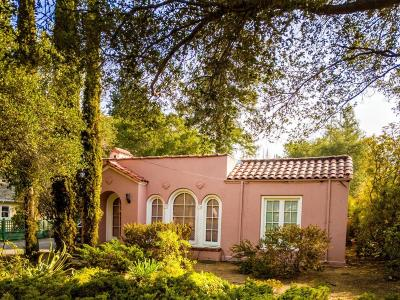 Los Gatos Single Family Home For Sale: 268 Los Gatos Boulevard