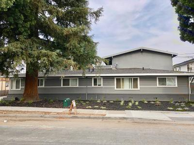 Sunnyvale Multi Family Home For Sale: 527 E Taylor Avenue