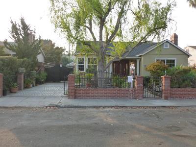 San Jose Single Family Home For Sale: 523 Laswell Avenue