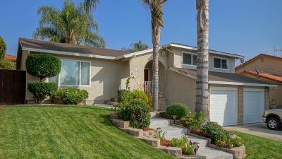 San Jose Single Family Home For Sale: 2060 Flintfield Drive