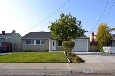 San Jose Rental For Rent: 273 Staples Avenue