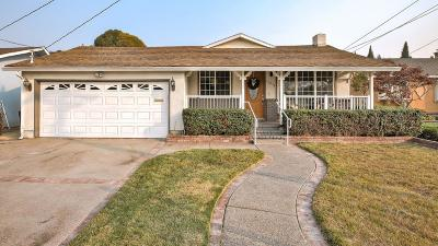 San Lorenzo Single Family Home For Sale: 16034 Via Catherine