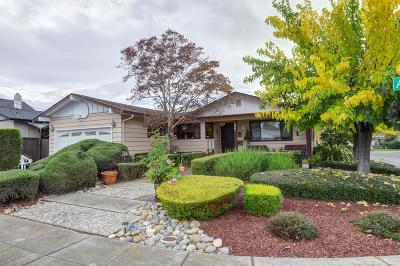 Livermore Single Family Home For Sale: 821 Arbor Court