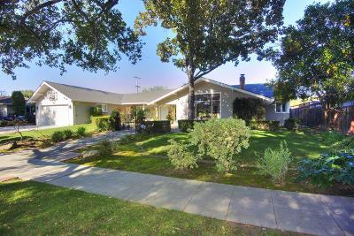 San Jose Single Family Home For Sale: 1721 Laurelwood Drive