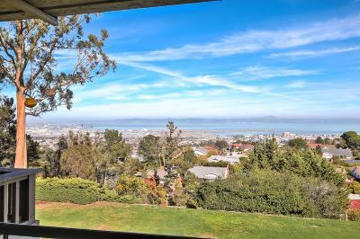 Millbrae Condo/Townhouse For Sale: 360 Vallejo Drive #114