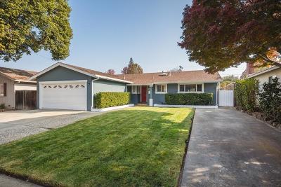 San Jose Single Family Home For Sale: 1502 Stockbridge Drive