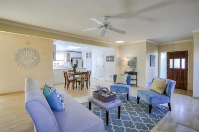 Santa Cruz Single Family Home For Sale: 113 Almena Street