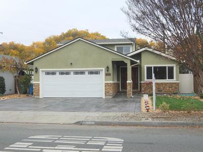 Santa Clara Single Family Home For Sale: 2344 Benton Street