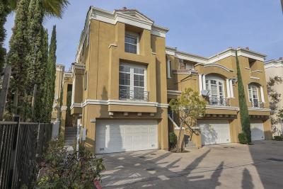 Milpitas Condo/Townhouse For Sale: 165 Rainbow Place