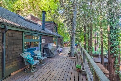 Los Gatos Single Family Home For Sale: 17745 Ogallala Warpath Road