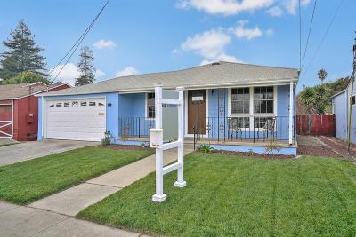 San Lorenzo Single Family Home For Sale: 1299 Via Manzanas