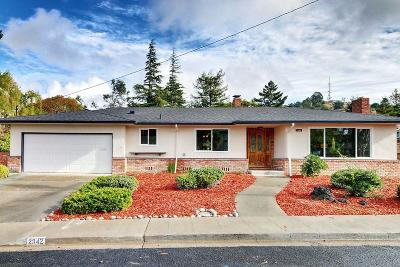 San Leandro Single Family Home For Sale: 2342 Lakeview Drive