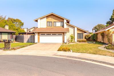Union City Single Family Home For Sale: 4820 Tipton Court