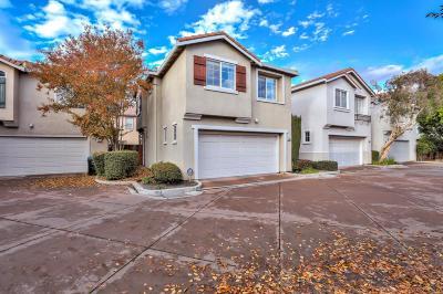 Santa Clara Single Family Home For Sale: 2159 Kingsbury Circle