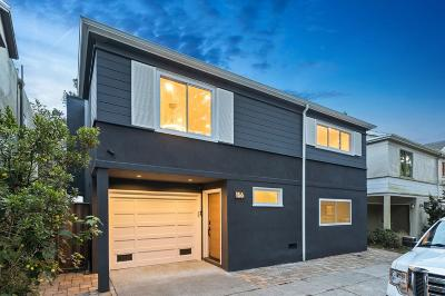 San Francisco Single Family Home For Sale: 156 Midcrest Way