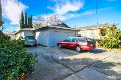 San Jose Multi Family Home For Sale: 923 Harliss Avenue
