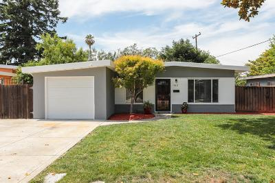 Mountain View Single Family Home For Sale: 812 Wake Forest Drive