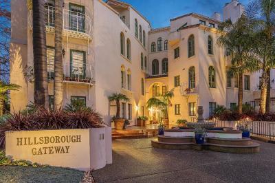 San Mateo Condo/Townhouse For Sale: 111 W 3rd Avenue #102