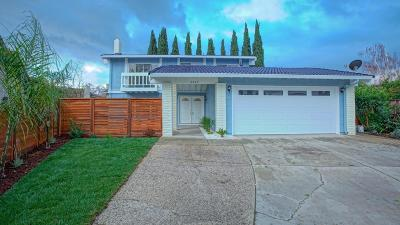 San Jose Single Family Home For Sale: 3825 Nash Court