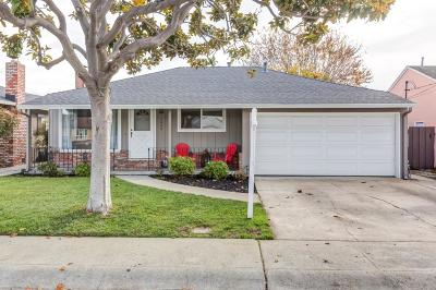 San Leandro Single Family Home For Sale: 1620 Hickory Avenue