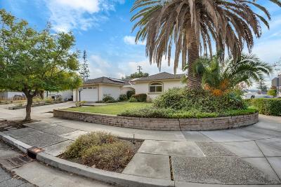 San Jose Single Family Home For Sale: 5729 Seifert Avenue