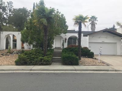 Cupertino Rental For Rent: 10287 Vista Knoll Boulevard