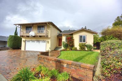 Milpitas Single Family Home For Sale: 2141 Sepulveda Avenue