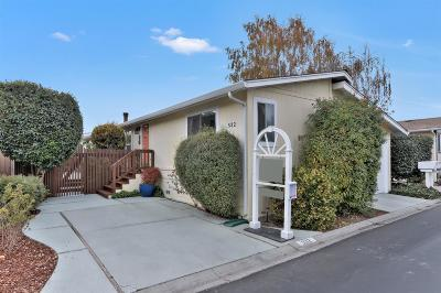 San Jose Mobile Home For Sale: 532 Millpond Drive