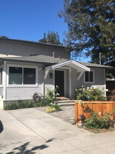 Mountain View Multi Family Home For Sale: 394 Mariposa Avenue