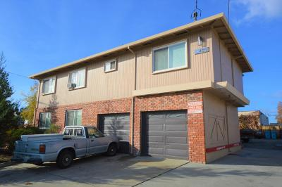 Santa Clara Multi Family Home For Sale: 450 N Winchester Boulevard