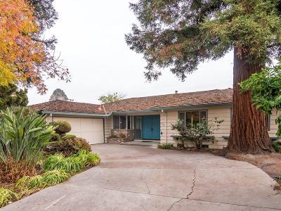 San Jose Single Family Home For Sale: 1774 Wilcox Way