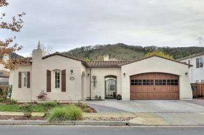 Gilroy Single Family Home For Sale: 2880 Club Drive