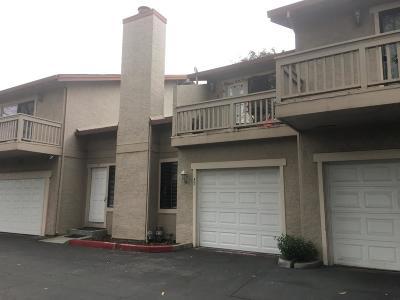 San Jose Condo/Townhouse For Sale: 130 Baroni Avenue #37