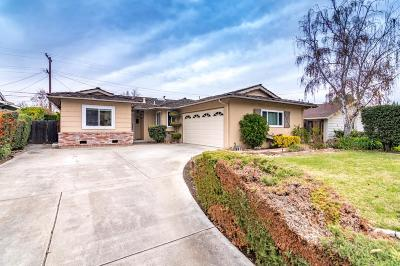 San Jose Single Family Home For Sale: 4913 Rio Vista Avenue