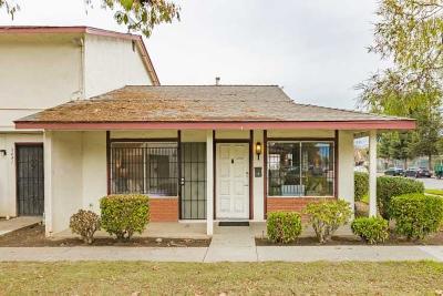 San Jose Condo/Townhouse For Sale: 3447 Virgo Lane