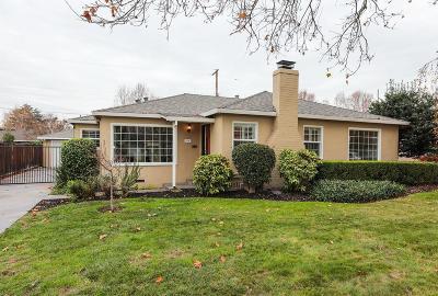 San Jose Single Family Home For Sale: 1238 Redondo Drive