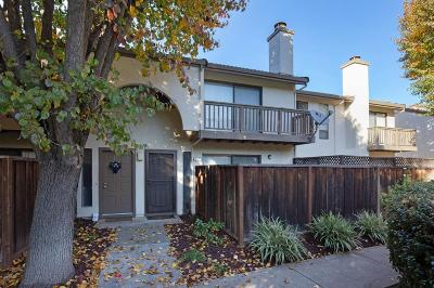 Gilroy Condo/Townhouse For Sale: 756 Williamsburg Way