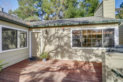 San Jose Condo/Townhouse For Sale: 3183 Heather Ridge Drive