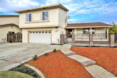 San Jose Single Family Home For Sale: 2683 Glen Doon Court