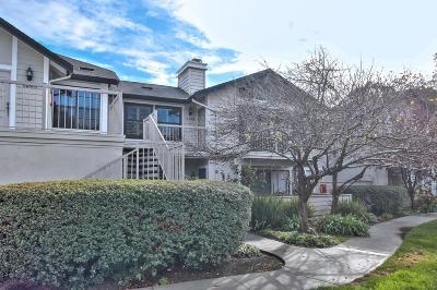 San Mateo Condo/Townhouse For Sale: 1668 Vista Del Sol