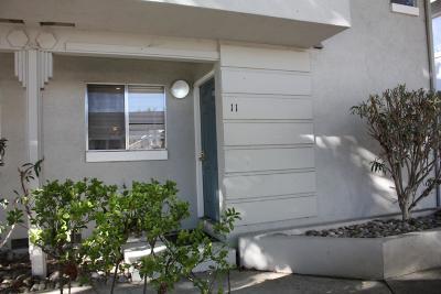 Castro Valley Condo/Townhouse For Sale: 20153 Forest Avenue #11