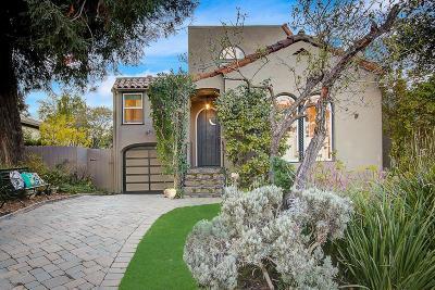 San Mateo Single Family Home For Sale: 1418 Edinburgh Street