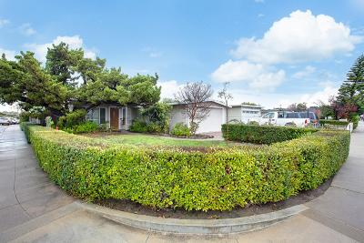 San Mateo Single Family Home For Sale: 1601 S Norfolk Street